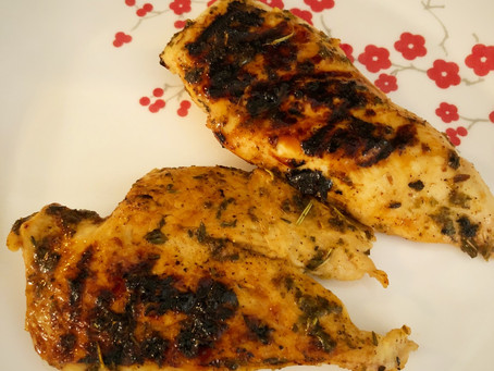 The Best Marinated Chicken