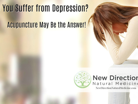 How Does Acupuncture Work in Treating Depression?
