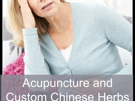 Acupuncture and Custom Chinese Herbs Can Help Treat IBS