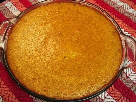 Paleo No-Flour Pumpkin Pie