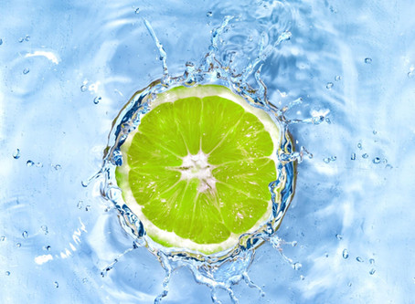 Healthy Benefits of Lime Water