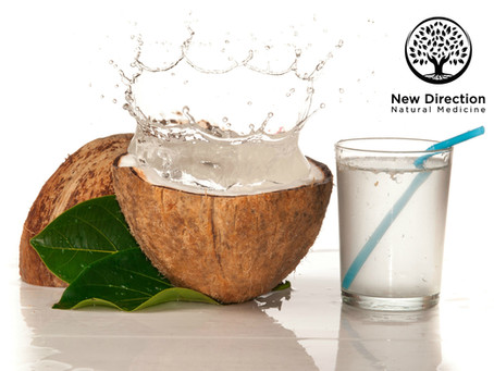 Why We are Coo Coo For Coconut Water!