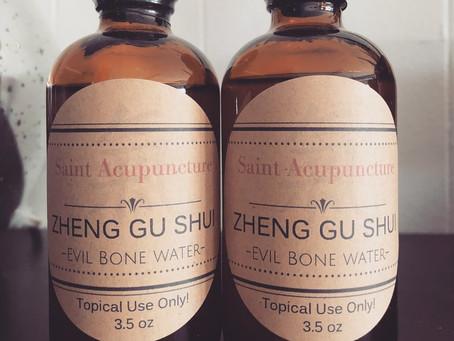 Amazing Benefits of Zheng Xie Gu Shui (Evil Bone Water)