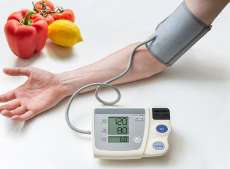 Food Therapy for High Blood Pressure