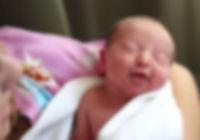 Infertility Baby Violet