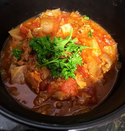 Crockpot Unstuffed Cabbage Roll Soup | Orlando Acupuncture | United
