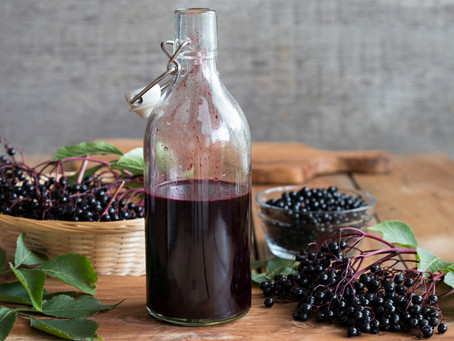 12 Health Benefits of Black Elderberry