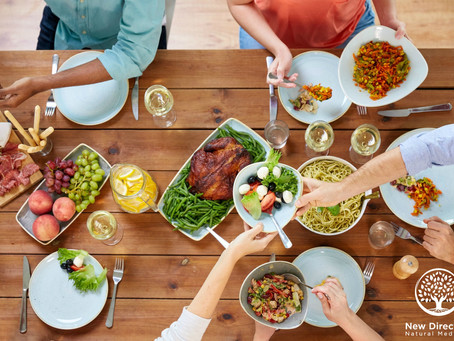 Top 5 Ways To Avoid Weight Gain During The Holiday Season