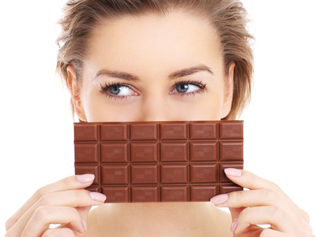 Why Women Crave Chocolate