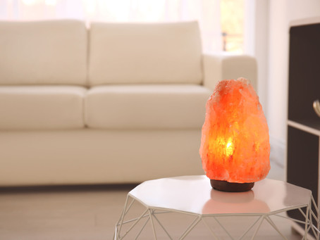 What's the Deal with Himalayan Salt Lamps?