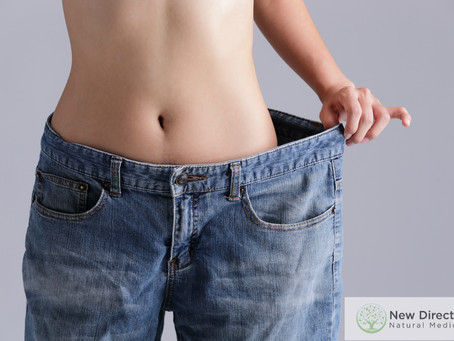 Lose Weight with Acupuncture!
