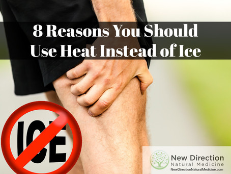 8 Reasons You Should Use Heat Instead of Ice