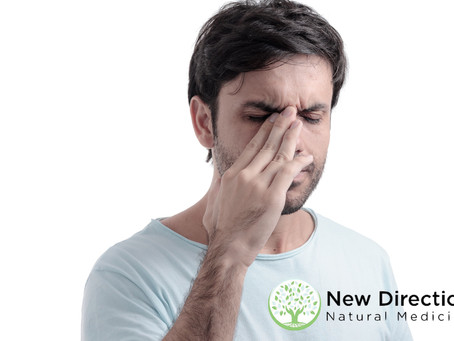 Acupuncture Relieves Chronic Sinus Infection