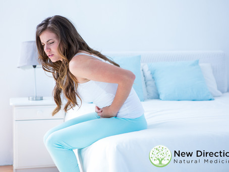 Acupuncture Relieves Premenstrual Syndrome (PMS)