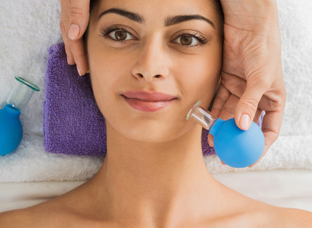 Get Glowing Skin with Facial Cupping