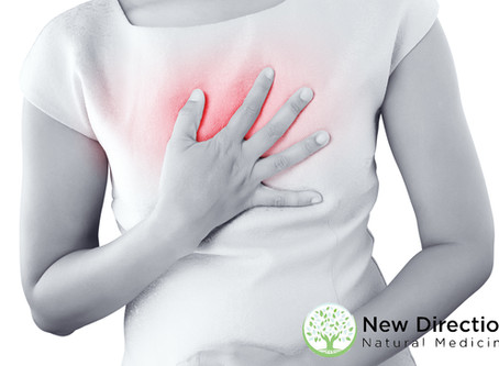 Traditional Chinese Medicine Beats Drug for Acid Reflux
