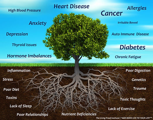 Get to the Root of Your Chronic Disease with Functional Medicine