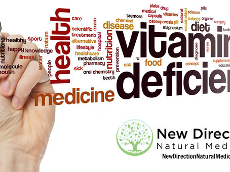 Vitamin D Deficiency is a Worldwide Epidemic