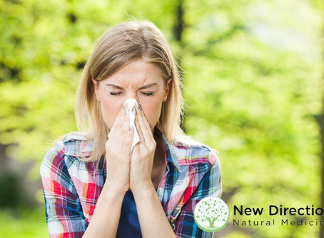 Acupuncture and Herbs Relieve Hay Fever
