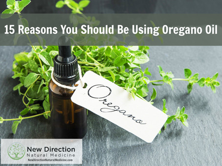 15 Reasons You Should Be Using Oregano Oil