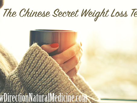 The Chinese Secret Weight Loss Tea