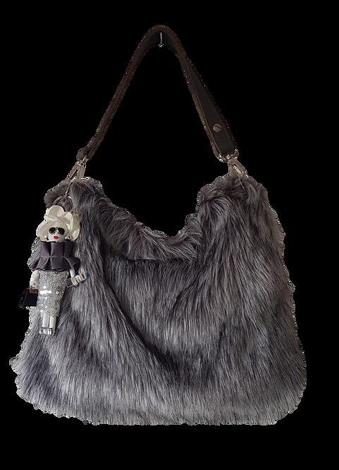 SMILLA My Doll - Sac porté épaule - Loup gris