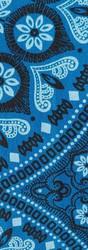 SHWE SHWE BLUE/WHITE GEOMETRIC PATTERNS