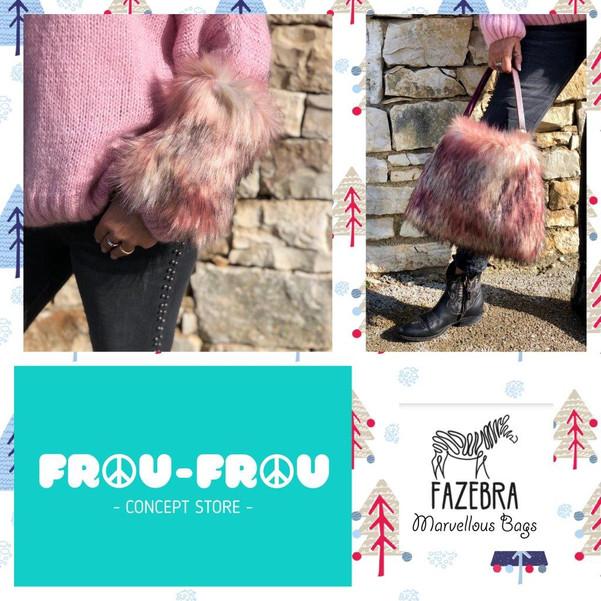 7/12/2019 et 21/12/2019 FAZEBRA chez FROU FROU à Éguilles
