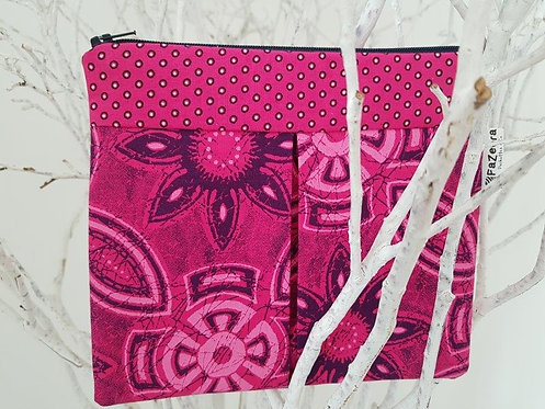 ROXANNE POUCH - SHWESHWE pink/purple