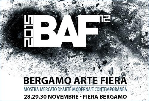 Bergamo Arte Fiera 2015