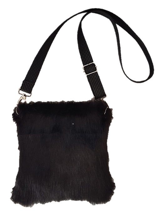 SMILLA Pillow - Crossbody bag - Black panther