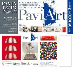 Pavia Art 2018