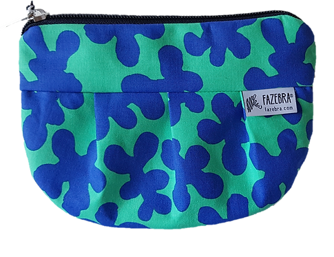 SQUIGGLE - Green/Blue Pouch