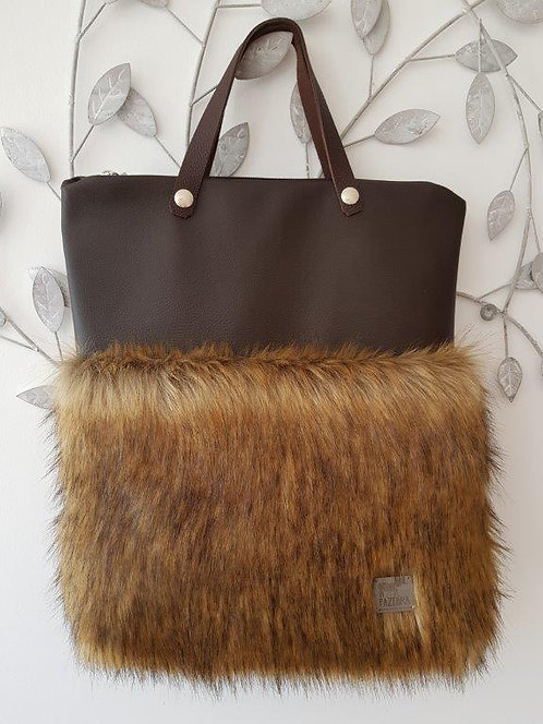SMILLA - Lion Sauvage - Maxi Bag