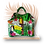 Thumbnail: Collection TROPICAL - Cabas PERROQUET