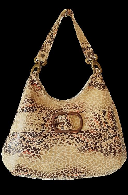 HOBO BAG MIDI-  Mowgli - Genuine leather