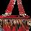 Thumbnail: SHIKOBA halfmoon - red