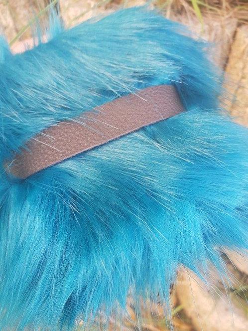 SMILLA - Blue Yeti - Wrist Pouch