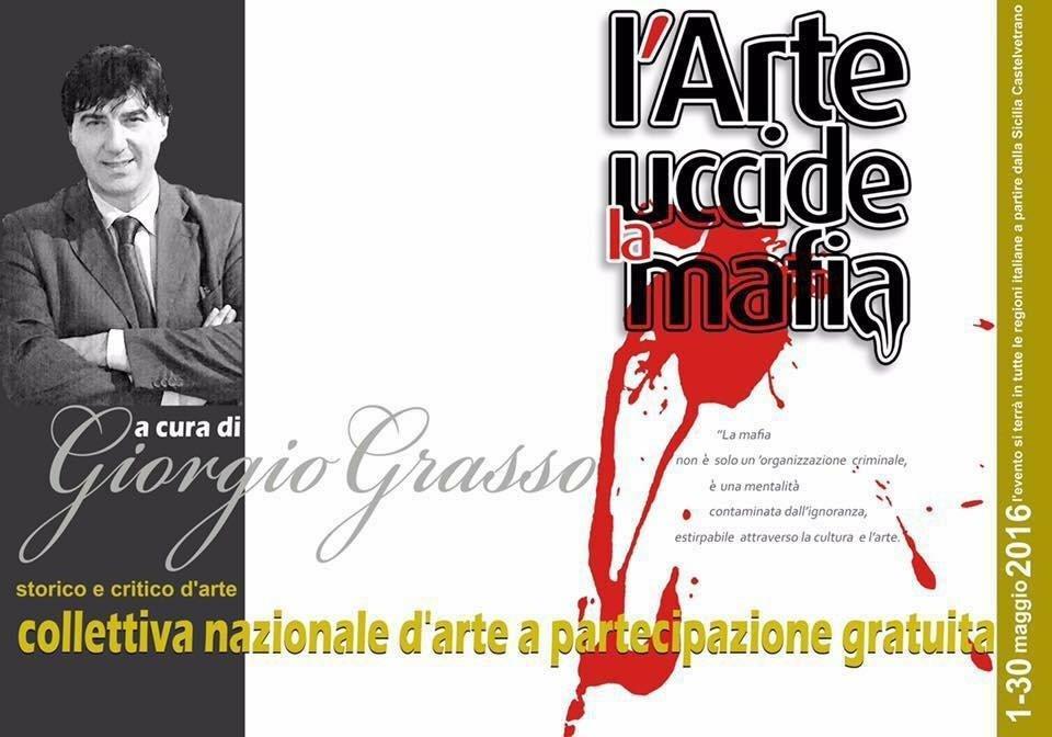 L'Arte uccide la Mafia