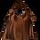 Thumbnail: Fringe Shoulder Bag - ESPRIT SQUAW - Caramel