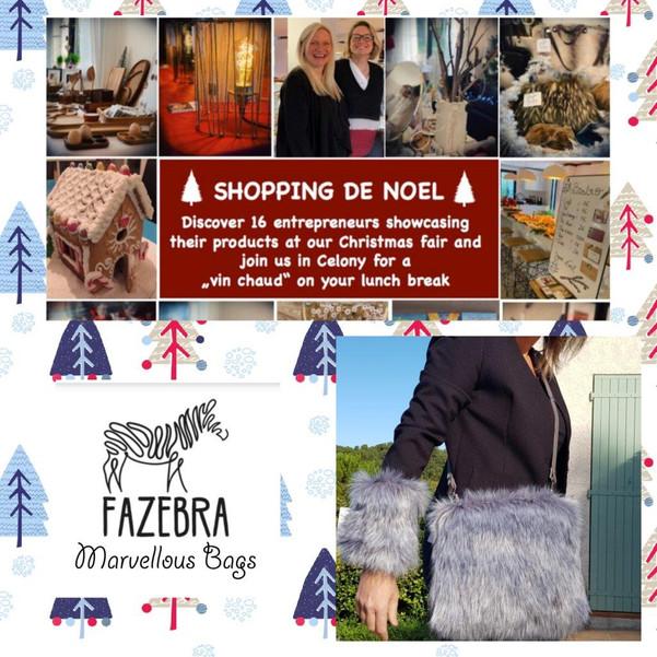 13/12/2019 Christmas Market Célony