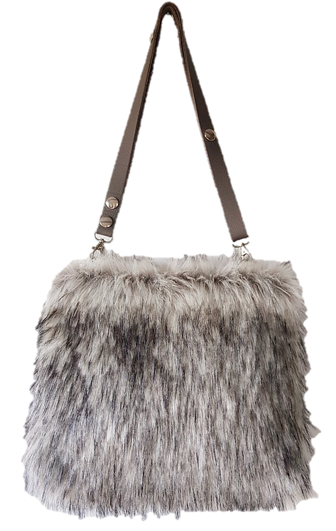 SMILLA - Grey Wolf - Midi Bag