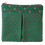 Thumbnail: ROXANNE POUCH - SHWESHWE green and pink patterns