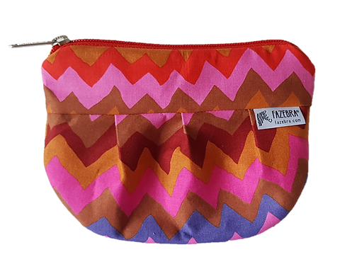 SOUNDWAVES - Pink Pouch
