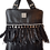Thumbnail: SHIKOBA shoulder/handbag - black
