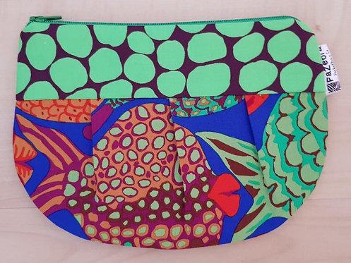 JENNA POUCH - Fat Fish Green