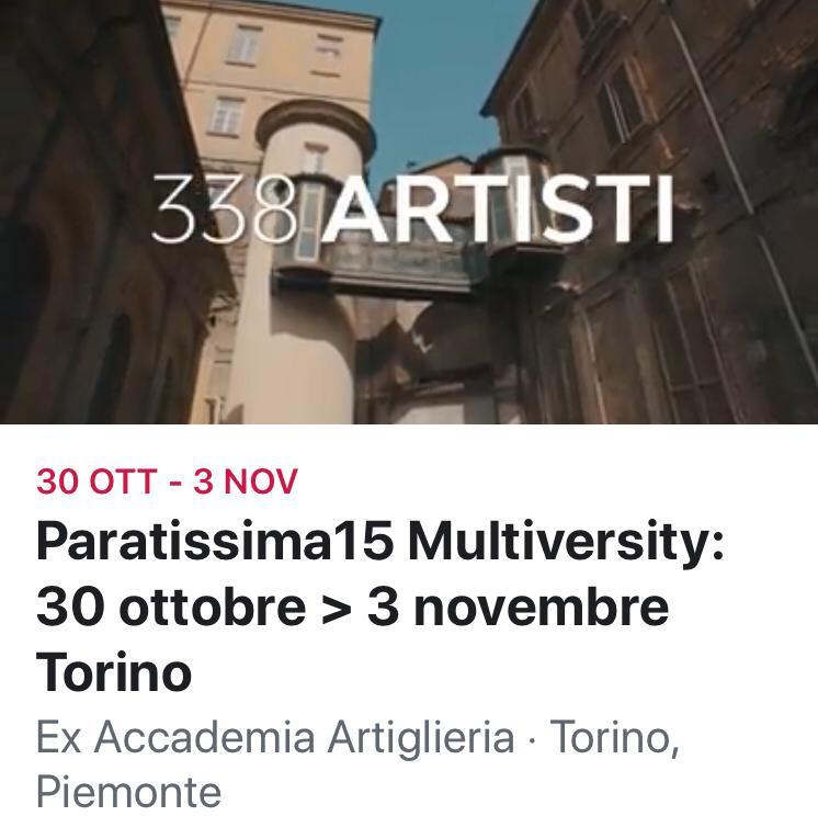 PARATISSIMA15 Multiversity
