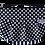 Thumbnail: LES POIS - Black Pouch