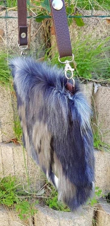 SMILLA - Siberian Wolf - Midi Bag