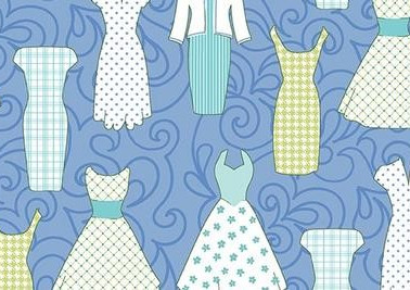 SEWING ROOM BLUE